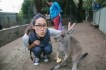 Chillin' with da wallabies