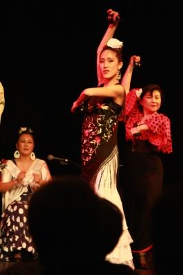 Performing Fandagos at the Juerga, Dec 2014.