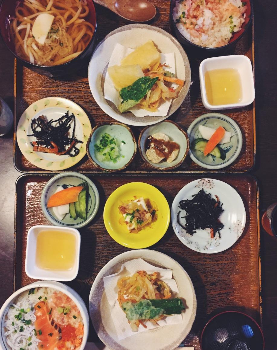 Japanese Dinner Teishoku